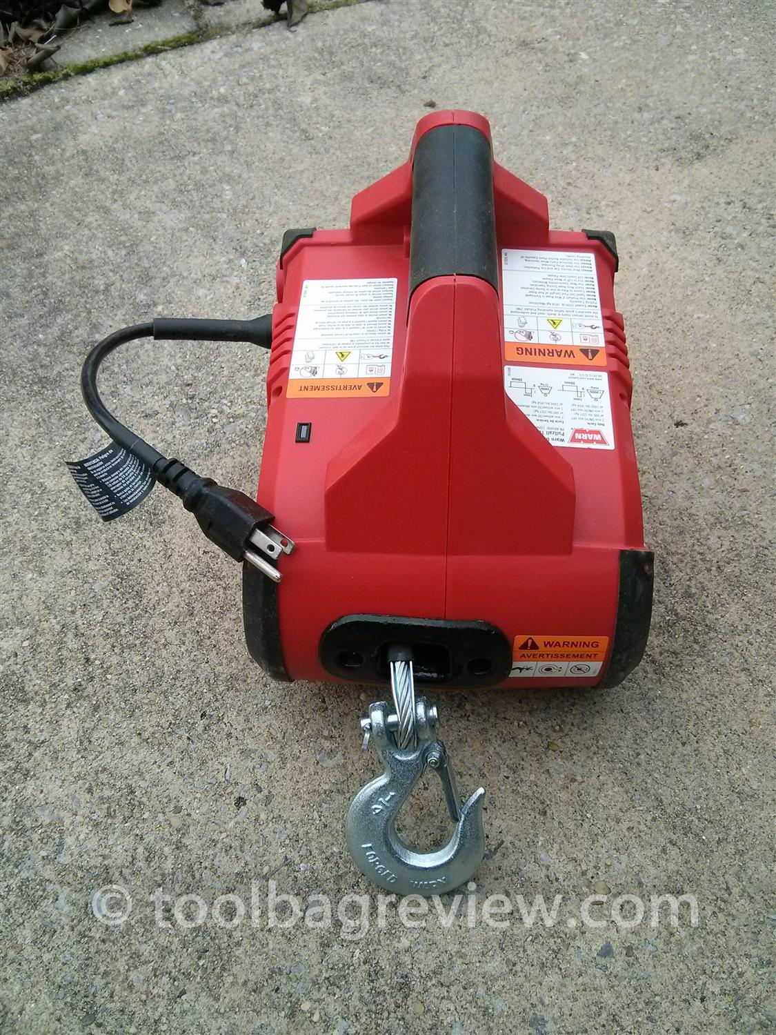 Warn Pullzall Review on Warn Winch Replacement Motor